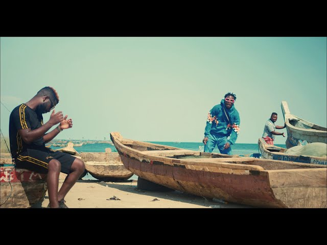 Bisa Kdei - Anadwo (Official Video)