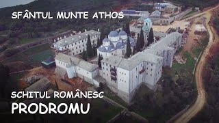 Мир Приключений - Schitul romanesc Prodromu. Icoana Prodromissa. Istoria Sfîntului Munte Athos