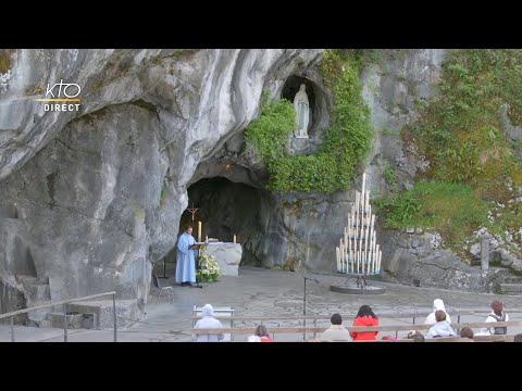 Messe de 10h à Lourdes du 10 avril 2021