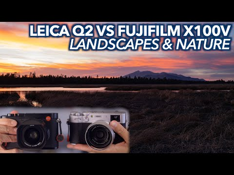 External Review Video Z1i-cIywpoc for Fujifilm X100V APS-C Compact Camera