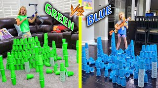 Last Cup Fort IN OUR COLOR Left Standing WINS!!!