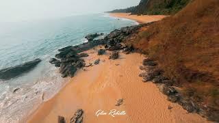 Apsarakonda Beach in 4K - Cinematic FPV Montage