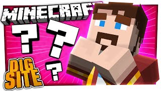 AN UNEXPECTED DISCOVERY | Minecraft Dig Site #7