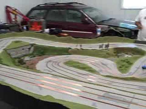 Terry's Targa Track