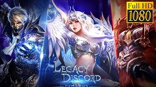 Legacy Of Discord-Furiouswings Game Review 1080P Official Gtarcade Role Playing 2016