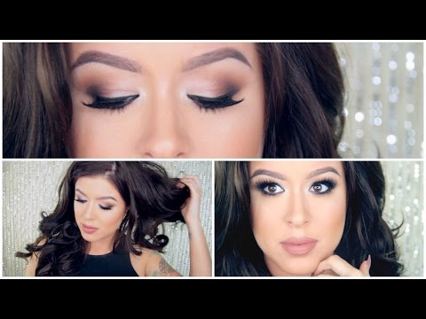 Current Go To Neutral Everyday Glam Makeup Tutorial