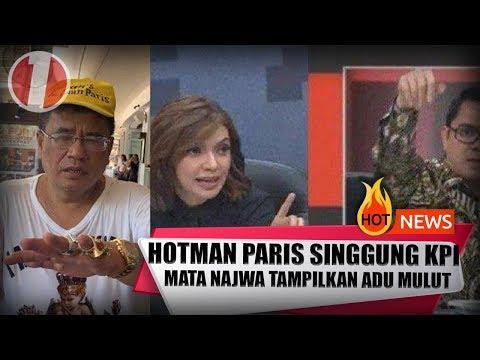 Mata Najwa Tampilkan Aksi Politisi Adu Bac0t, Hotman Paris Protes Ke KPI