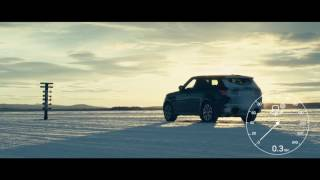 Range Rover Sport SVR | 0-100km/h All-Terrain Test | Land Rover USA