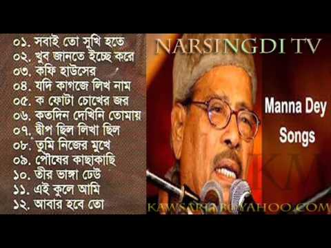 Download Manna Dey| Popular Bangla song| Sobai To Sukhi Hote Chai HD Video