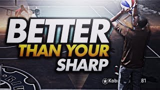 My PLAYMAKER can SH00T better than your SHARPSH00TER