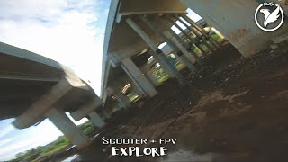 Fpv freestyle diwfpv - Scooter + FPV Explore | Tol Serpong Cinere UnderConstruction