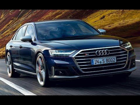 2020 Audi S8 – ِAwesome Luxury Sports Sedan