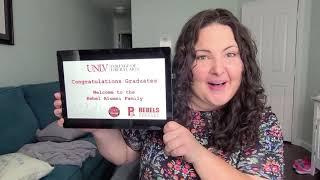 Congrats, Grads! 🎓 Welcome to the Rebel Alumni Family #UNLVGrad