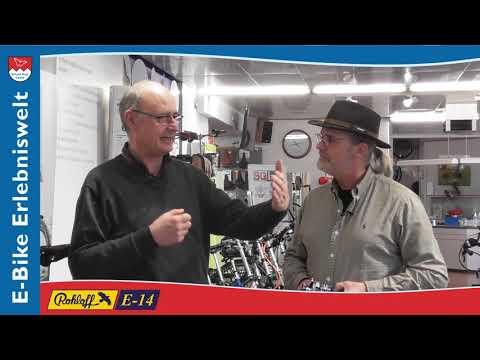 Kaufberatung E-Bikes mit Rohloff-E 14 Gang Schaltung | E-Bike Erlebniswelt Erhard Mott Lauda