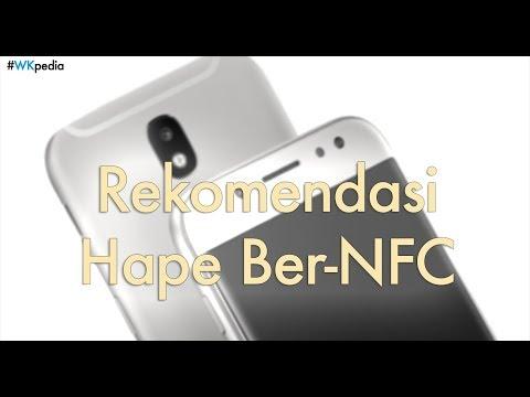 Rekomendasi Hape ber-NFC! Bisa Cek Saldo E-Money / Flazz?