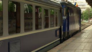 Vizante (CFR Călători): Trenurile Soarelui vor începe de astăzi să circule, prima dată într-un format redus