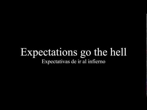 Expectations- Three days grace, Traducida/sub español