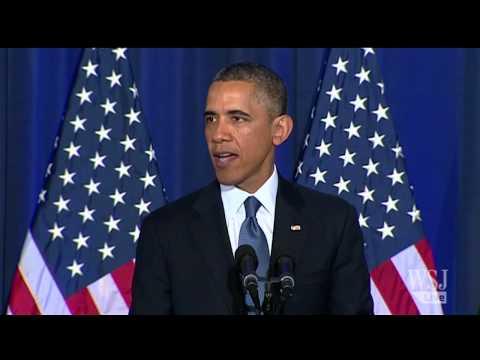 obama's drone speech