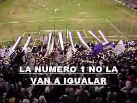 """""""Yo me voy ala cancha"""" Barra: La Inigualable Nº1 del Norte • Club: Juventud Antoniana"""