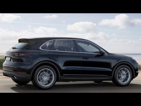 Porsche Cayenne 2019 Наши тесты