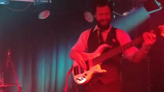 Clockwork Creep - Intro & The Stalker song live @Klubas Lemmy