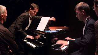 Stravinsky. The Rite of Spring (2 pianos) - excerpt