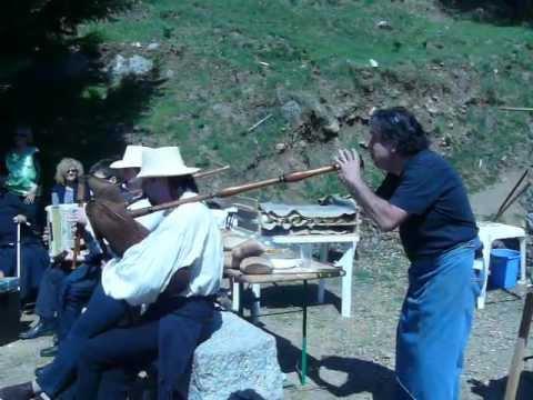 Fète de l'huile d'olive 2012 - Sainte Lucie De Tallano - Corse