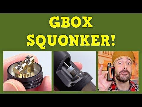 mp4 Geekvape Gbox Squonker, download Geekvape Gbox Squonker video klip Geekvape Gbox Squonker