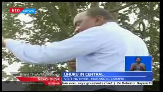 KTN Newsdesk 29th November 2016 - Drama has Martha Karua refuses to join Jubilee
