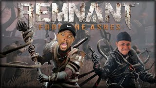 NEW Remnant DLC! We Missed This Game So Much!