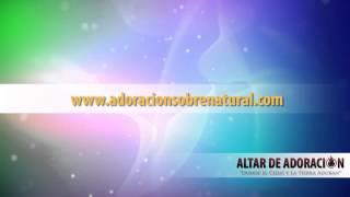preview picture of video 'Adoracion Espontanea (Solo Tu Eres Santo) Altar de Adoracion San Rafael'