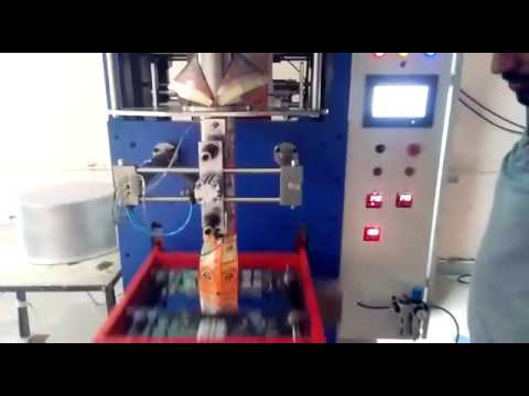 Automatic Collar Type Packing Machine