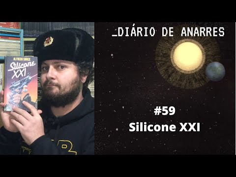 Diário de Anarres #59 Silicone XXI (Alfredo Sirkis) RESENHA