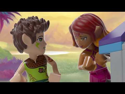 Vidéo LEGO Elves 41185 : Le sauvetage dans le village des Gobelins