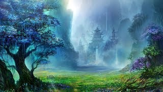 Fantasy Nature! Relaxing Piano Music for Stress Relief. Healing Music, Sleep Music, Meditation Music
