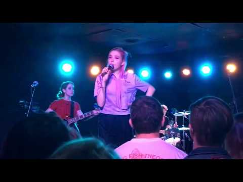 The Regrettes- Picture Perfect (Live) @ The Bottleneck Lawrence, Kansas June 20, 2018