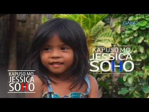 Kapuso Mo, Jessica Soho: Young girl guides her blind father