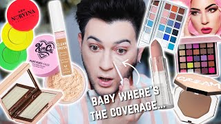 TESTING VIRAL NEW MAKEUP YOU ACTUALLY CARE ABOUT! hits and MAJOR fails