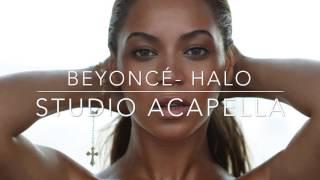 Beyoncé   Halo (Studio Acapella)