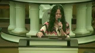 """Video thumbnail of """"Hoy veré Su gloria - cover by Melody Figueroa Rios"""""""