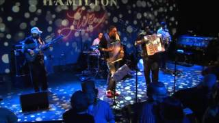Nathan Williams  The Zydeco Cha Chas - I Am Coming Home