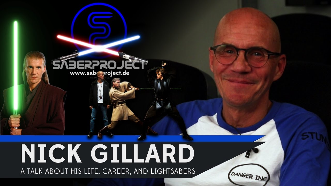 Interview mit Nick Gillard