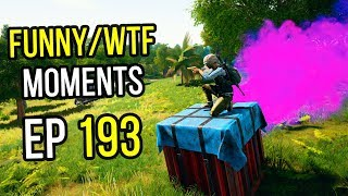 PUBG: Funny & WTF Moments Ep. 193