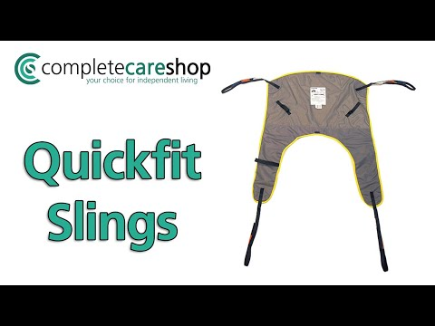 Video of an Oxford Quickfit Sling in use