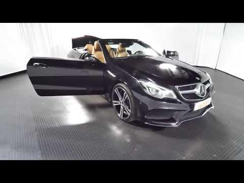 Mercedes-Benz E 350 BlueTec Cabriolet A AMG-Line, Avoauto, Automaatti, Diesel, CJC-421
