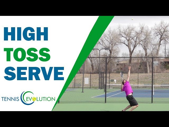 Disaster Zone: Avoid This Serve Toss | TENNIS SERVE