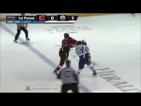 Micheal Ferland vs Kale Kessy