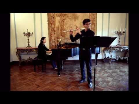 Theobald Boehm - Grand Polonaise (Introduction)