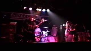 Acid Bath Cover Locust Spawning Studio recording 99 Unsewn aka Proon