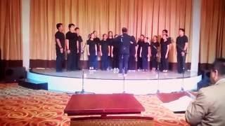 A Wish on Christmas Night (Letran Bataan HS Choir)